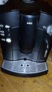 AEG Kaffeevollautomat defekt