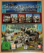 CD-ROM - The Stronghold Collection - PC-Spiel -