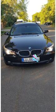 Verkauf BMW 520 d