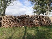 Brennholz Fichte und Kiefer