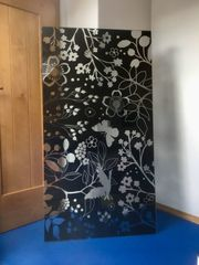 Ikea Glasplatte Glasholm