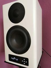 2 Aktivboxen - NuPro A-200 - Stereo