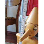 Pinocchio aus Holz 50cm hoch