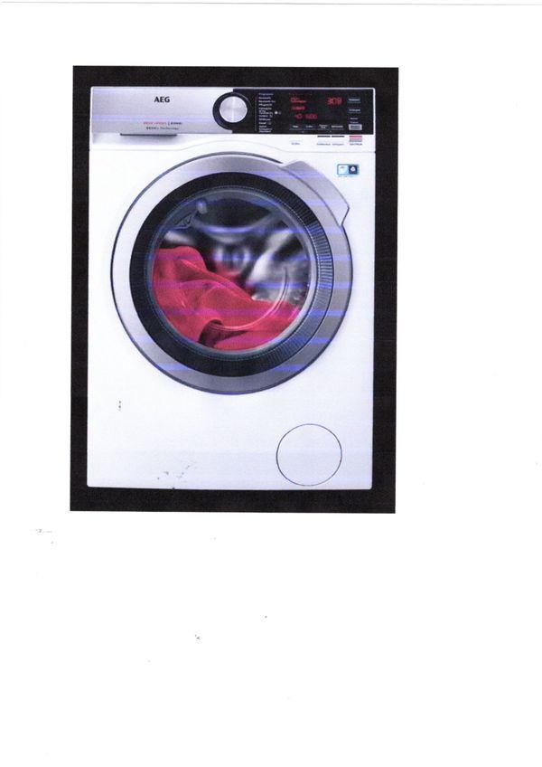 Neuwertige AEG Lavamat L8WE86605 Waschtrockner