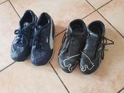 2 xGut erhaltene Schuhe von
