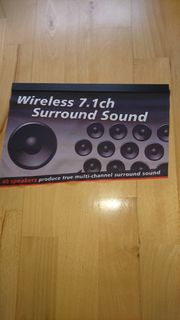 Soundbar Yamaha 7 1