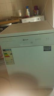 Bauknecht Geschirrspülmaschine