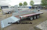 PKW XL Anhänger 4 m