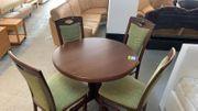 Esstisch mit 4 Stühlen - LD20039