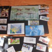 BRD 70 Stück postfrische Sonderbriefmarken