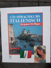 Italienisch Kurs In CD Form