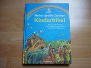 Kinderbibel Meine große farbige Kinderbibel
