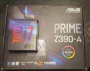 Asus Z390 Prime A und