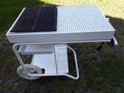 GAGGENAU Grillmobil Grillwagen Grill