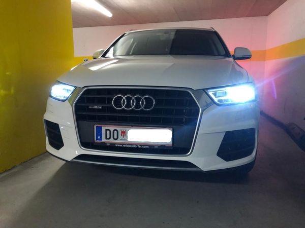 Audi Q3 quattro TDI intense
