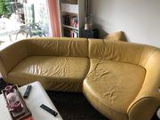 Leder Couch guten Zustand