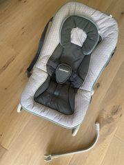 Babywippe Babytrage 5 fach verstellbar