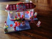Lego Friends Cafe 3061