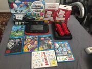 Wii U Konsole mit 6