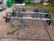 Dachträger für Schi und Fahrrad