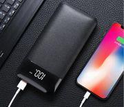 10000mAh Powerbank Ladegerät Zusatzakku LED