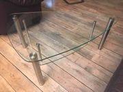 Glastisch Couchtisch Tisch Wohnzimmer