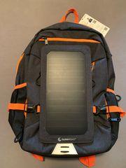Rucksack SunnyBag mit Solarpanel