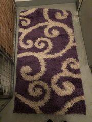 Teppich - lila