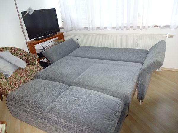 Couch Sofa Schlafcouch Doppelbett