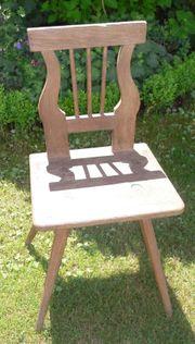 Historischer Stuhl