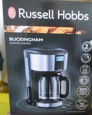 Russel Hobbs Kaffeemaschine neu