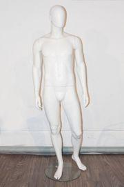Schaufensterpuppe Männlich Mannequinn Modepuppen Schaufensterfigur