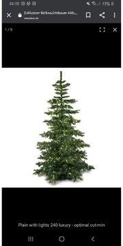 künstlicher christbaum 200 bis 240cm