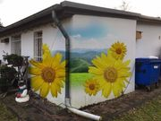 Fassadengestaltung Graffiti und Street-Art