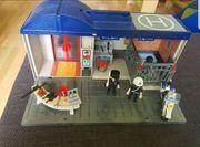 Playmobil Polizei Mitnehmhaus
