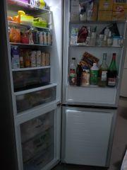 kühlschrank in Silber Nofrost LG