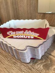 Pappkartons für Donuts