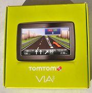 TomTom Via 120 einwandfrei funktionierend