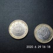 San Marino 1 Euro