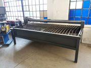 Plasmaschneidanlage CNC 2500x1250 gebraucht