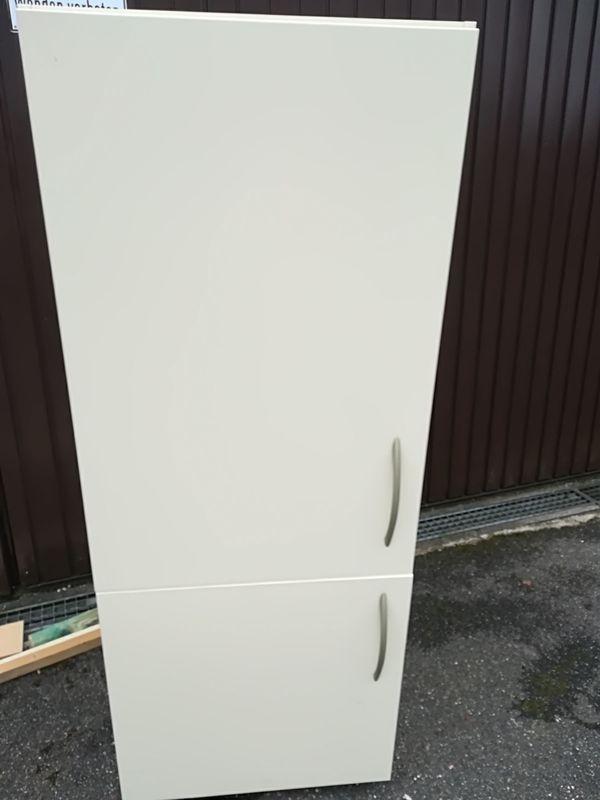 Highboards Küchenschrank für Kühlschrank Nobilia