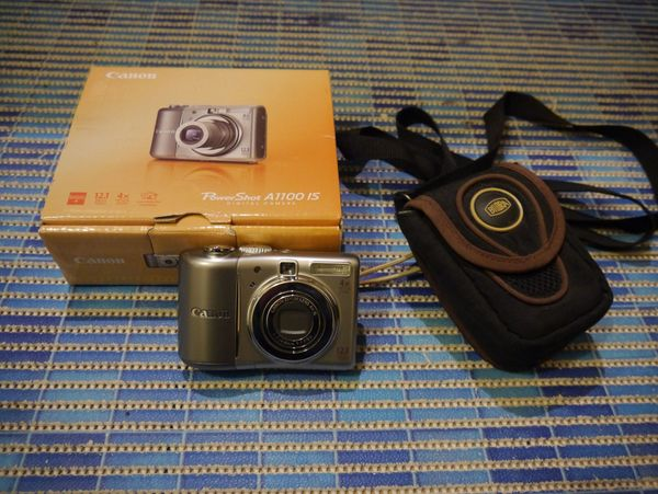 Kamera Canon PowerShot A1100 IS