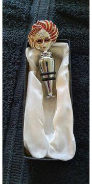 Flaschenverschluss - Dekoration