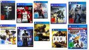 10 PS4 Spiele