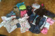 60 Teile Mädchen Klamotten Gr