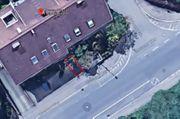 Parkplatz Abstellplatz für PKW Wohnwagen