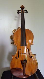Klanglich hervoragende Orchester Violine Italien