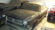 Borgward P100 2x Isabella viele