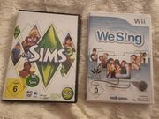 Wii We Sing PC Sims