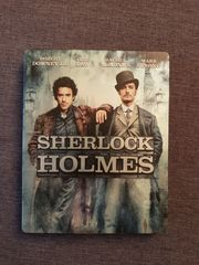 Sherlock Holmes - Steelbook - blu ray
